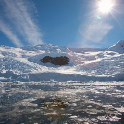 Peregrine/Quark Expeditions Ice