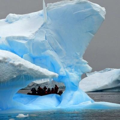 Peregrine/Quark Expeditions Iceberg