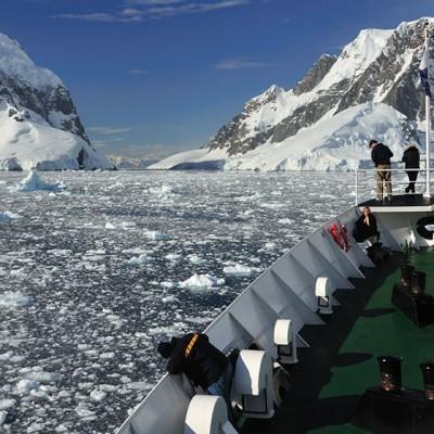 Antarctica Expedition Cruising