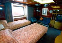 Sea Spirit Triple Cabin